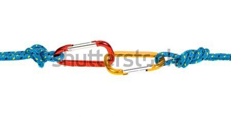Sea knot. Stock photo © All32