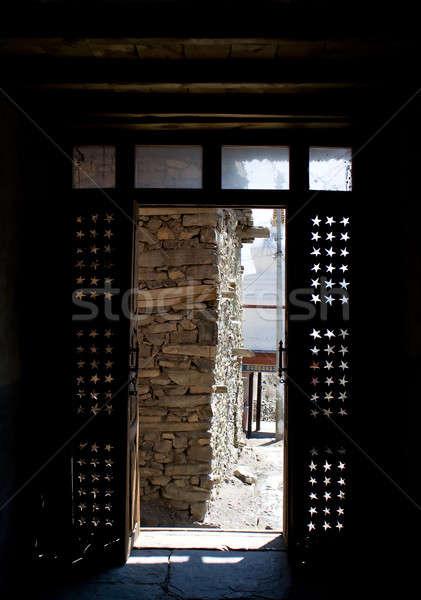 Doorway Stock photo © All32