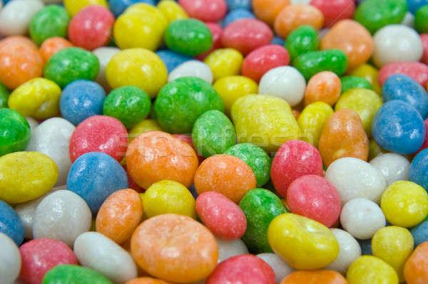 Mer cailloux bonbons peuvent utilisé santé Photo stock © All32