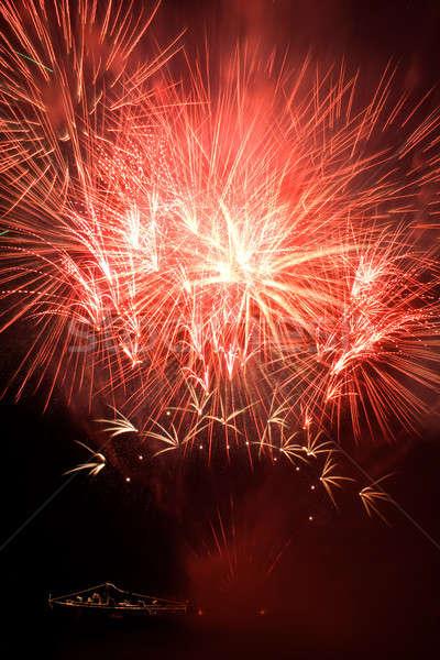 Firework.  Stock photo © All32