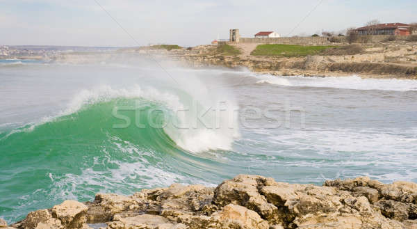 Big wave Stock photo © All32