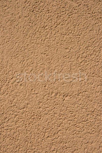 Doku sıva kahverengi renk soyut ev Stok fotoğraf © All32