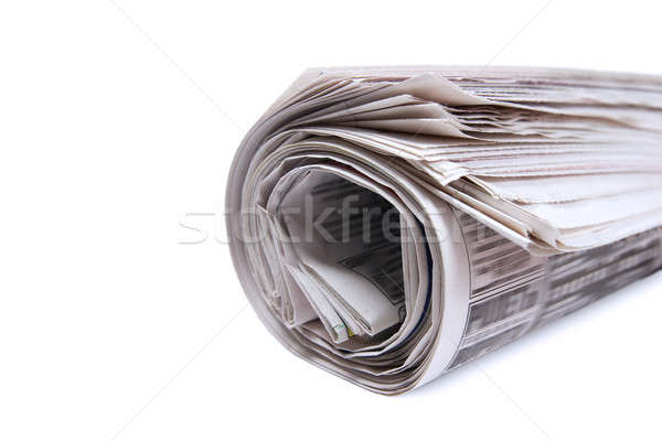 Bunch newspaper.  Stock photo © All32