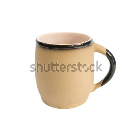 Pottery cup  Stock photo © All32