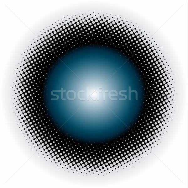 abstract symbol Stock photo © almagami