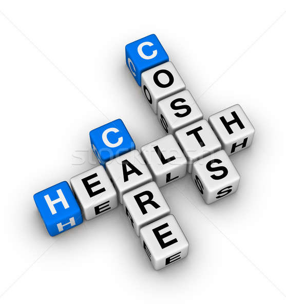 health care costs Stock photo © almagami