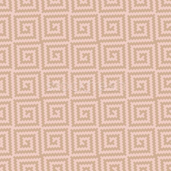 Pixel art modèle neutre modernes Photo stock © almagami
