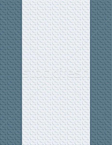 Blanche papier effet Photo stock © almagami
