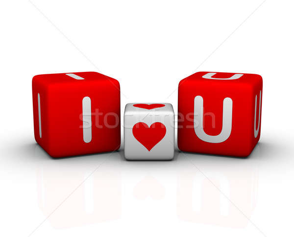 I love you Stock photo © almagami