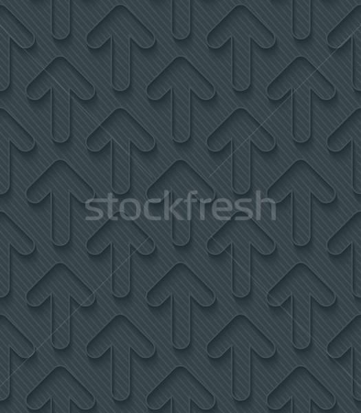 Karanlık kâğıt etki 3D Stok fotoğraf © almagami