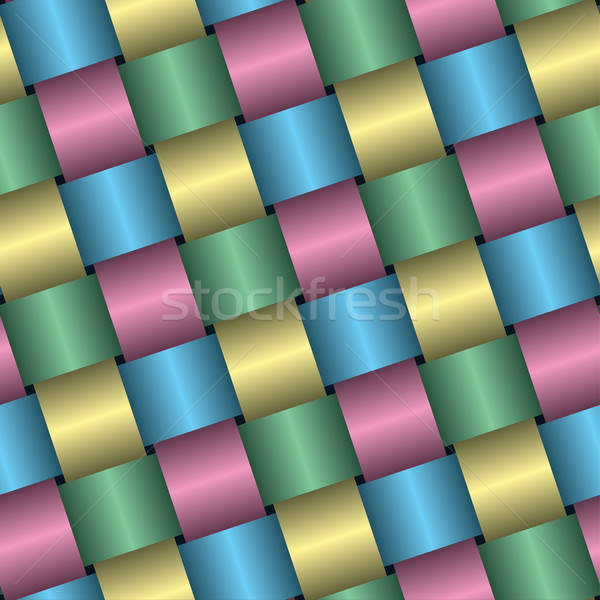 Holiday wrapping paper Stock photo © almagami