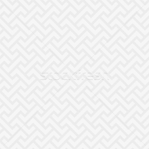 White Neutral Seamless Pattern for Modern Design in Flat Style. Stock photo © almagami
