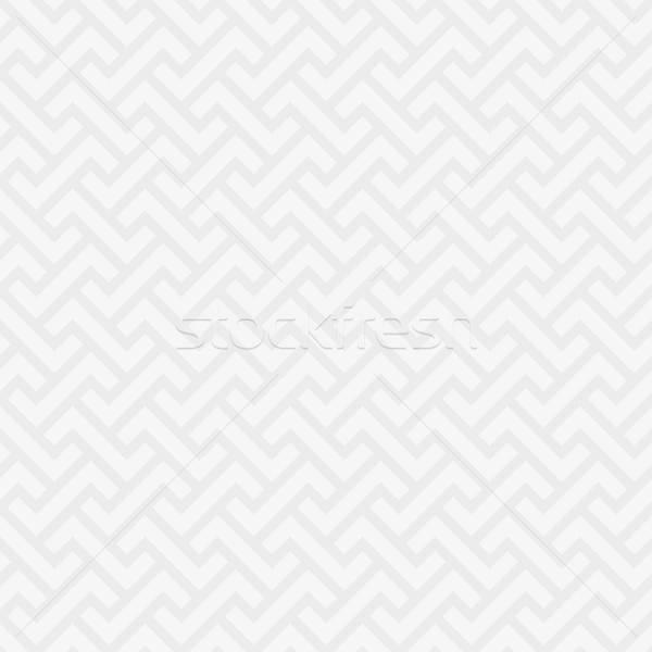 Beyaz nötr modern dizayn stil Stok fotoğraf © almagami