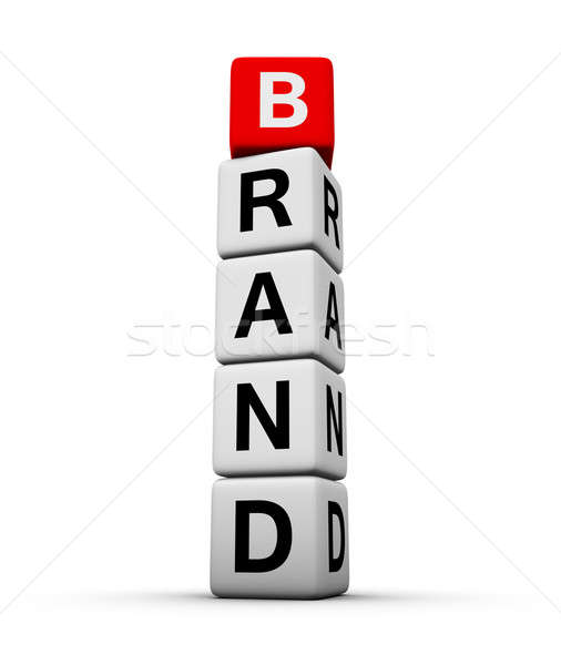 brand Stock photo © almagami