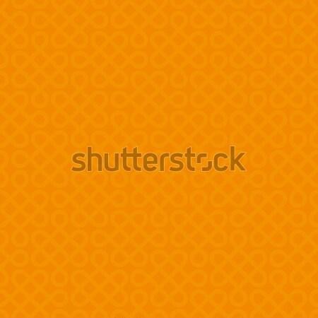 オレンジ リニア テクスチャ ファッション 背景 ストックフォト © almagami