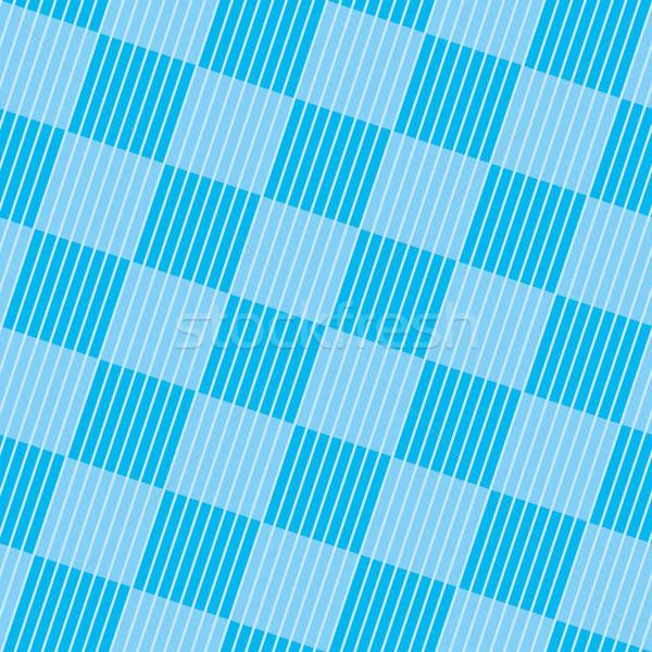 Luz azul geométrico textura Foto stock © almagami