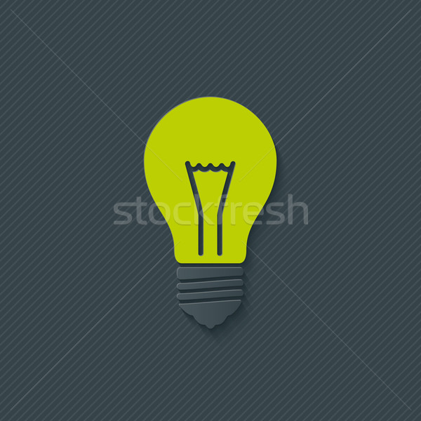 Light bulb Stock photo © almagami