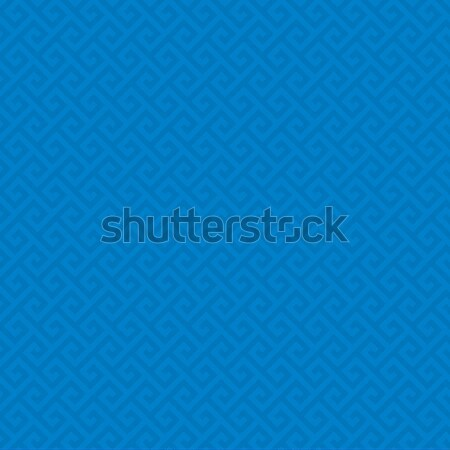 Blue Neutral Seamless Pattern for Modern Design in Flat Style. Stock photo © almagami