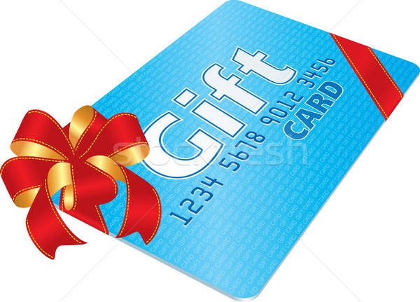 Gift Card Stock photo © almagami