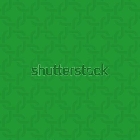 Zielone neutralny nowoczesne projektu stylu Zdjęcia stock © almagami