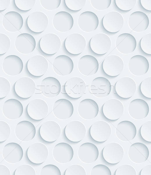 White perforated paper. Stock photo © almagami