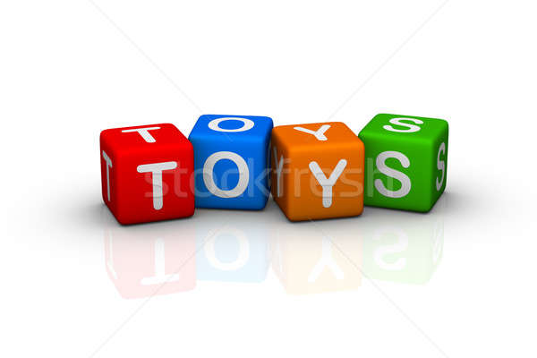 toys Stock photo © almagami