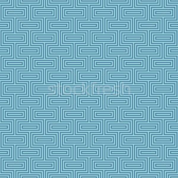 Classique linéaire vecteur texture design Photo stock © almagami
