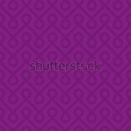 Fioletowy liniowy tekstury moda tle Zdjęcia stock © almagami