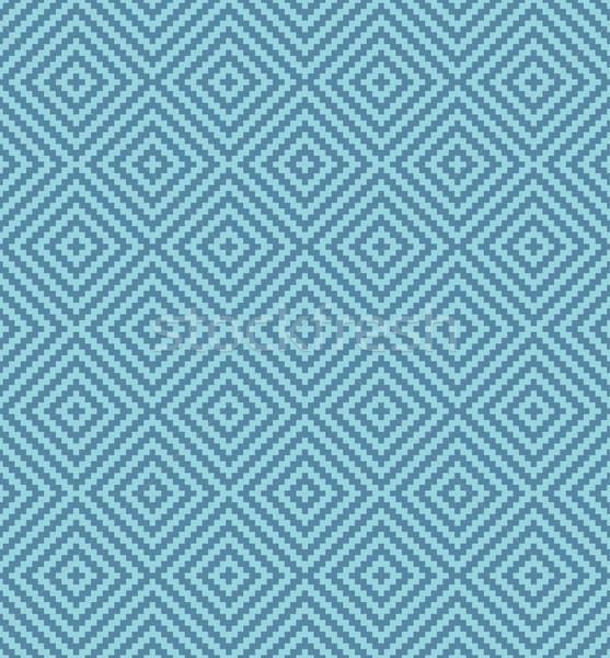 Pixel art modèle neutre Photo stock © almagami