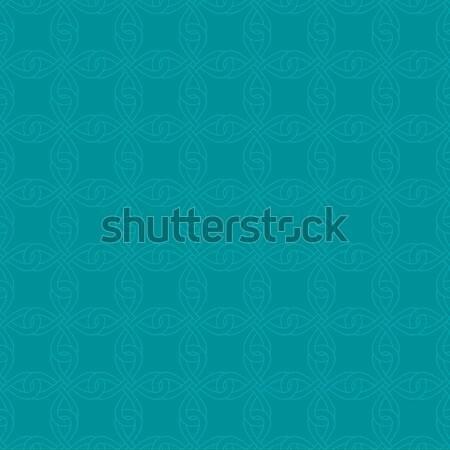 Herringbone neutral seamless pattern in flat style. Stock photo © almagami