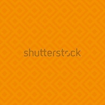 Pomarańczowy liniowy tekstury moda streszczenie Zdjęcia stock © almagami