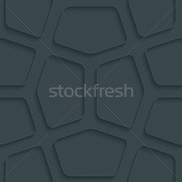 Abstract 3d seamless background. Stock photo © almagami