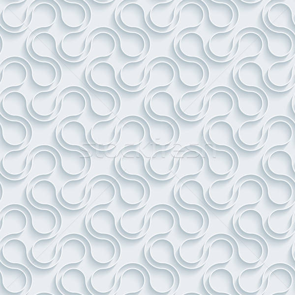 Fehér papír végtelenített skicc hatás absztrakt Stock fotó © almagami