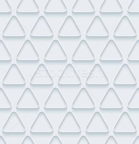 White paper seamless background. Stock photo © almagami