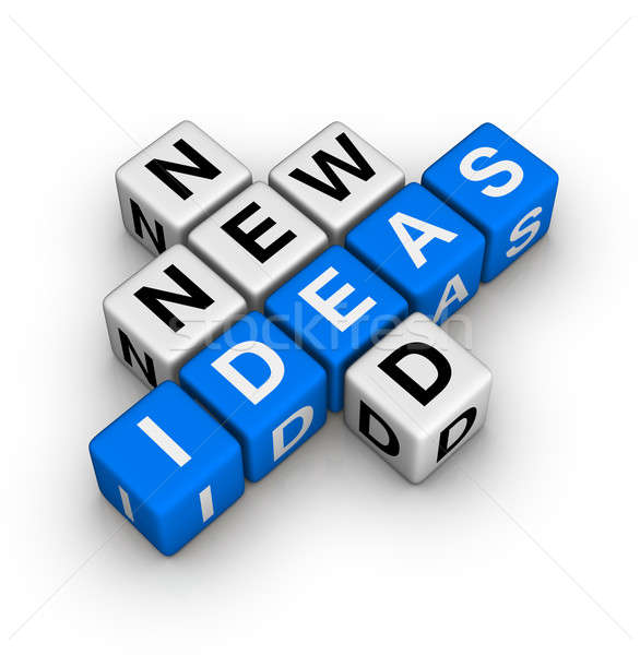 need new ideas Stock photo © almagami
