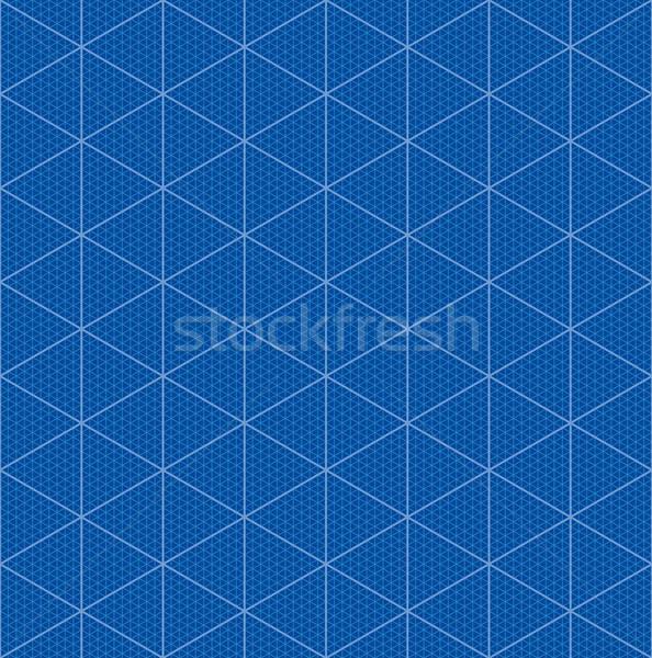 Сток-фото: изометрический · графа · бумаги · 3D · дизайна · план