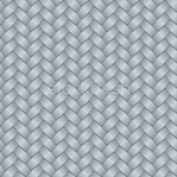 Világoskék szatén szerkeszthető végtelen minta lát több Stock fotó © almagami