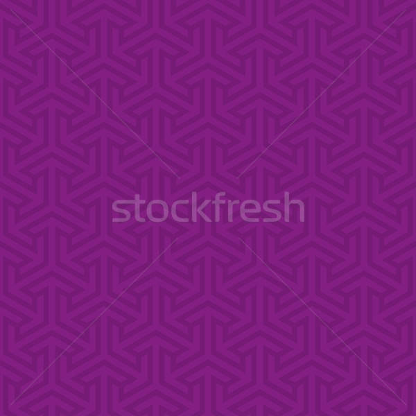Purple Neutral Seamless Pattern for Modern Design in Flat Style. Stock photo © almagami