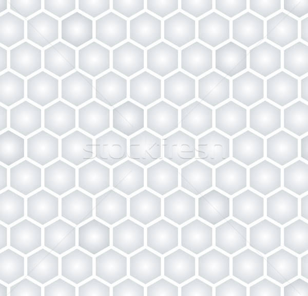 hexagonal seamless pattern Stock photo © almagami