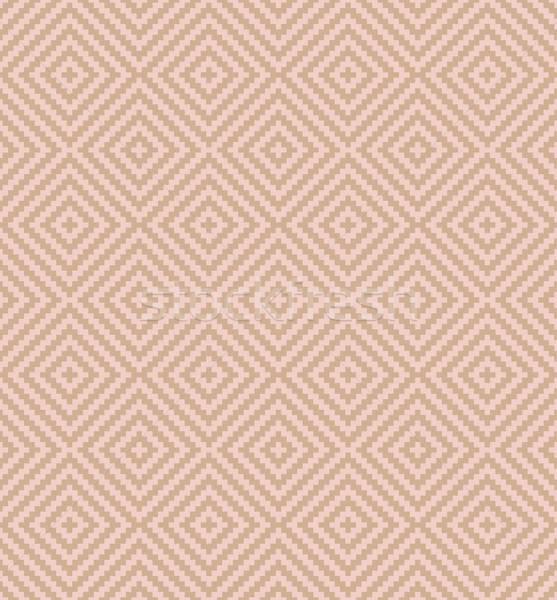 ストックフォト: 正方形 · ピクセル · 芸術 · パターン · 中性
