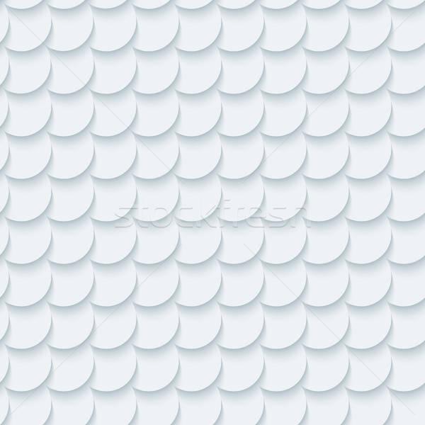 Lumière gris poissons échelle neutre Photo stock © almagami