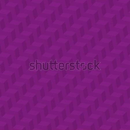 Bubble Wrap. Purple Neutral Seamless Pattern for Modern Design i Stock photo © almagami