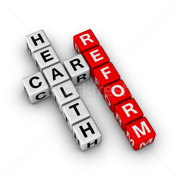 Healthcare Reform Stock photo © almagami