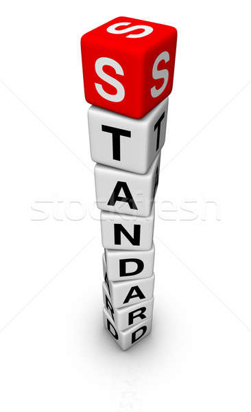 standard symbol Stock photo © almagami