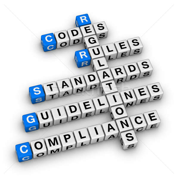 compliance Stock photo © almagami