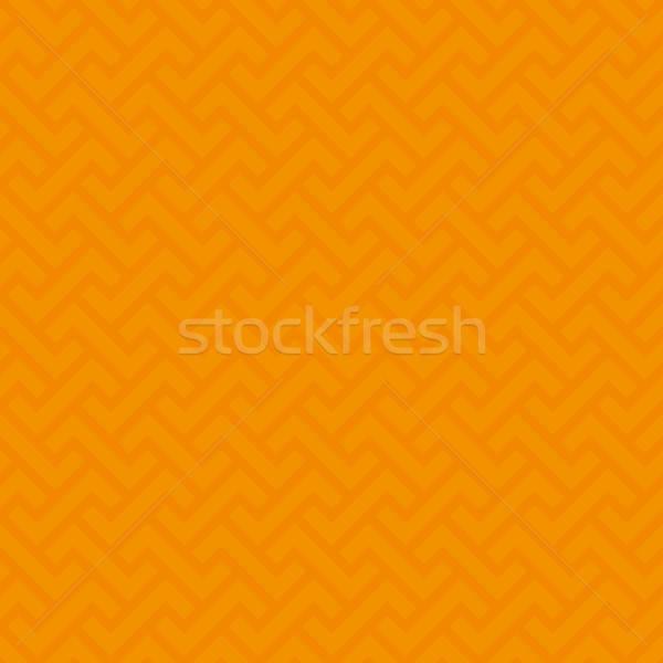 Laranja neutro moderno projeto estilo Foto stock © almagami