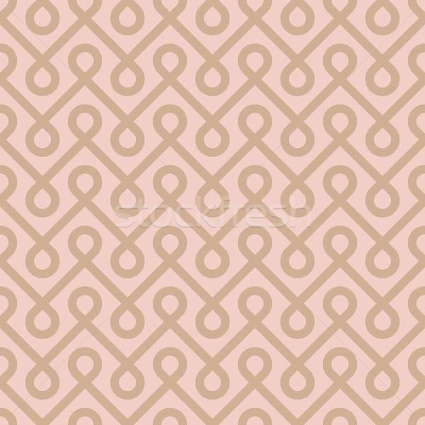 Stockfoto: Beige · lineair · textuur · mode · achtergrond