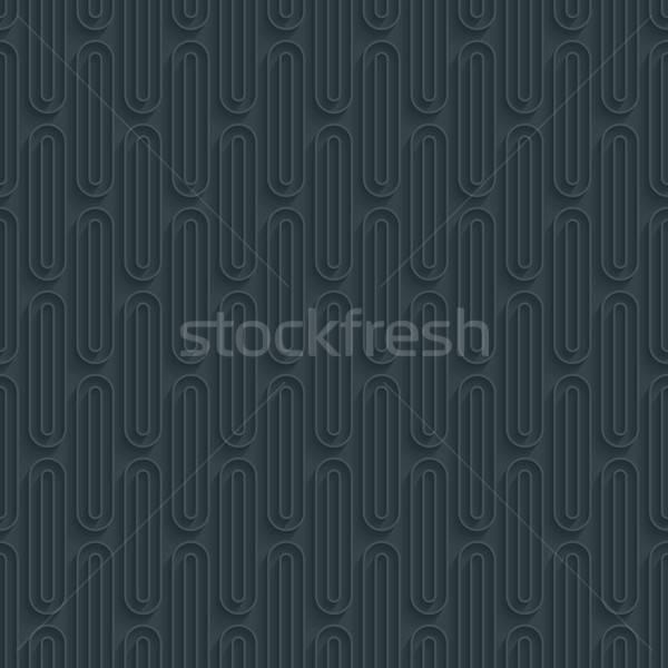 Sombre papier effet 3D Photo stock © almagami