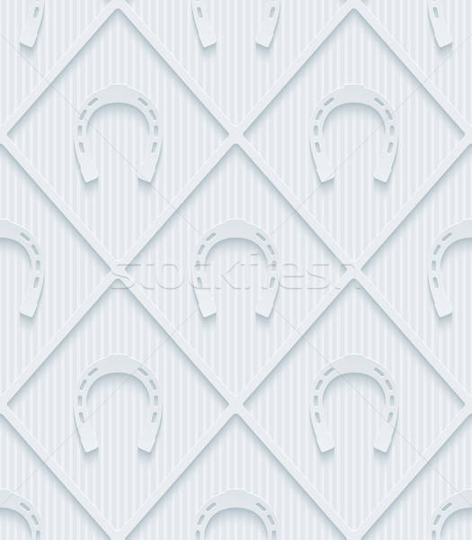 Luz gris wallpaper 3D sin costura vector Foto stock © almagami