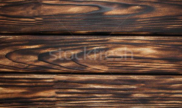 Velho marrom naturalismo textura Foto stock © almaje